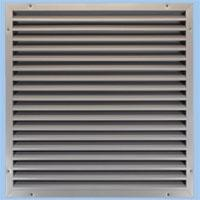 Series YG small format louvres are suitable for intake or exhaust systems where space or cost is at a premium. The design incorporates features of the WG system but at half the scale and this makes the YG ideal for small louvre applications, sheltered situatio...