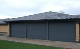Thick double skinned extruded profiles with special shaping ensures tight coil sizes thus reducing box sizes to leave a visually attractive roller shutter system. Constructed from an all aluminium design the WP53 enhances any application it may be applied to w...