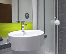 The B1 Composite Bathroom Pod ensures resistance to mould and fungus. This Bathroom Pod is also UV stable for life alongside its self-cleaning surface finish. The B1 Pod design has been supplied across various hotels and student accommodation projects. This Ma...