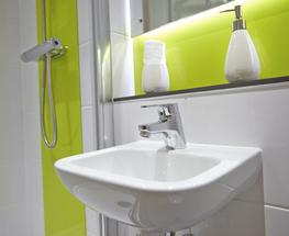 The V2 Composite Bathroom Pod ensures resistance to mould, fungus, heat and light. This Bathroom Pod is also UV stable for life alongside its self-cleaning surface finish. The V2 EXT Pod design has been supplied across various hotels and student accommodation ...