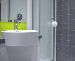 The V1/V1 EXT Composite Bathroom Pod ensures resistance to mould, fungus, heat and light. This Bathroom Pod is also UV stable for life alongside its self-cleaning surface finish. The V1/V1 EXT Pod design has been supplied across various hotels and student acco...