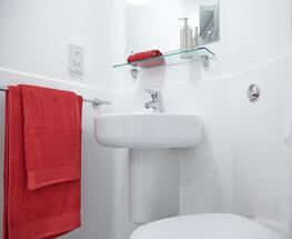 TH1 Composite Bathroom Pod - Walker Modular Ltd