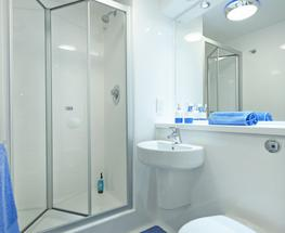 The T1 Composite Bathroom Pod ensures resistance to mould, fungus, heat and scratching. This Bathroom Pod is also UV stable for life alongside its self-cleaning surface finish. The T1 Pod design has been supplied across various hotels and student accommodation...