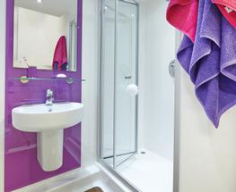 The S3WB Composite Bathroom Pod ensures resistance to mould, fungus, heat and light. This Bathroom Pod is also UV stable for life alongside its self-cleaning surface finish. The S3WB Pod design has been supplied across various hotels and student accommodation ...
