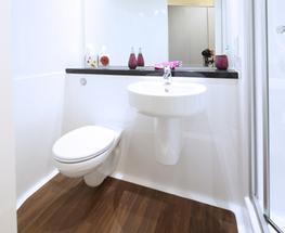 R1 Composite Bathroom Pod - Walker Modular Ltd