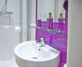The Citi Composite Bathroom Pod ensures resistance to mould, fungus, heat and light. This Bathroom Pod is also UV stable for life alongside its self-cleaning surface finish. The Citi Pod design has been supplied across various hotels and student accommodation ...
