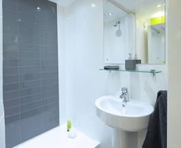 The G1 Composite Bathroom Pod ensures resistance to mould, heat, light and scratching. This Bathroom Pod is also UV stable for life alongside its self-cleaning surface finish. The G1 Pod design has been supplied across various hotels and student accommodation ...