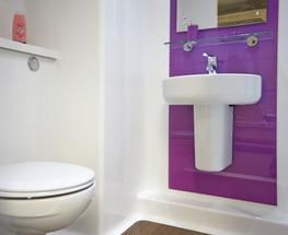 The D1 Composite Bathroom Pod ensures resistance to mould, fungus, heat and scratching. This Bathroom Pod is also UV stable for life alongside its self-cleaning surface finish. The D1 Pod design has been supplied across various hotels and student accommodation...