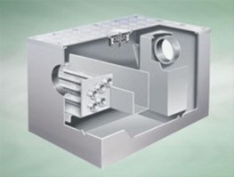 Actimatic grease converter floor standing - Wade International Ltd