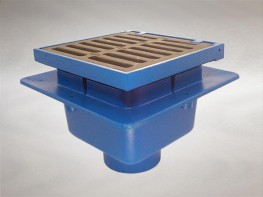 Gullies for Unfinished Floors - F Series image