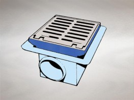 For use where rapid discharge of large volumes of water is required. High capacity trapped gully assemblies....