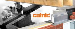 Catnic lintels are manufactured from hot-dipped galvanised steel to BS EN10142 2000 grade DX51D & Z275 with a black polyester resin finish. The protection system complies fully with the chemical and physical test requirements outlined in Table 2 of BS5977 Part...