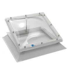 The Manual Ventilation dome is a great way of getting fresh air into your room through your skylight.