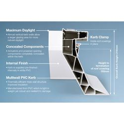 Ultra Fixed Roof Light - Trade Access Panels