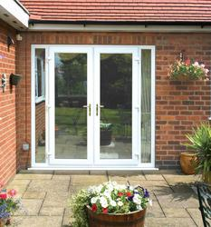 PATIO AND FRENCH DOORS image