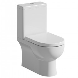 Angelo Close coupled WC Pan image