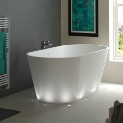 Angelo Stone Freestanding Bath 1700 x 800mm image