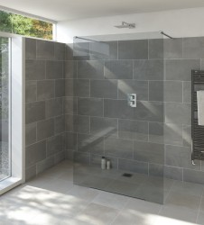 Armano Shower Glass Panel image