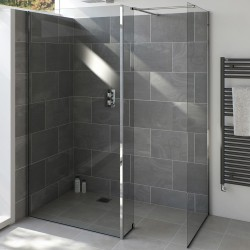 Armano Shower Glass Panel - Tissino