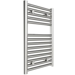 Hugo2 Chrome Towel Rail image