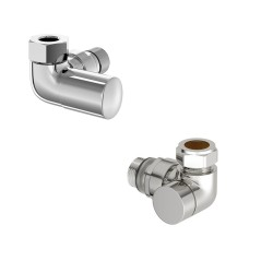 Hugo2 Double Angle Valves image