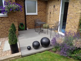 Composite Decking - Classic Grey 3600x150x25 - Timco Wood Trading Ltd