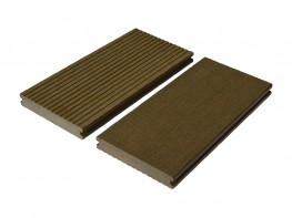 Our Classic solid decking boards looks incredibly natural with a rich deep tactile grain, just like real wood. Available in four popular colours our classic board has a 25mm profile further enhancing its durability. Having a consistent colour and texture our p...