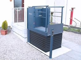 Low Rise Platform Lifts image