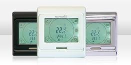 Touchscreen Programmable Thermostats image