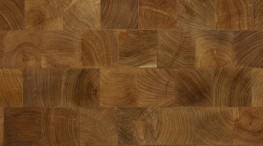 End Grain Block Oak Flooring image