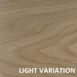 Lightly Fumed Oak Flooring Raw Timber Oil Finish image