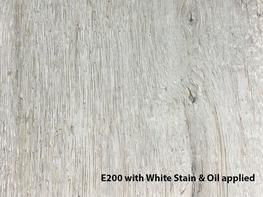 Deep Brushed Rustic Distressed European Oak Unfinished | E200 image