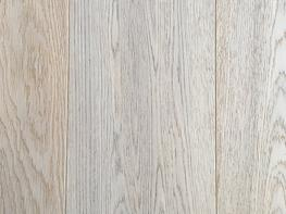 E158UV | Select Grade Brushed Oak Flooring White UV Oiled image