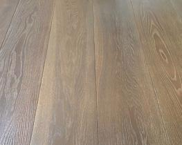 E153T | Engineered Brushed Fumed White Oiled Oak image