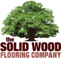 The Solid Wood Flooring Company  logo