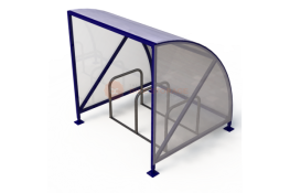 6/8 Space Original Cycle Shelter image