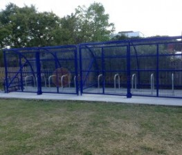 20 Space Original Cycle Shelter image