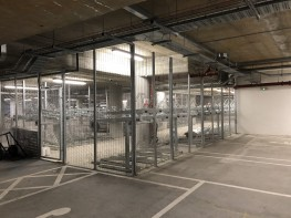 High Security 358 Mesh Fencing image
