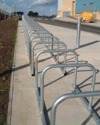 Toastrack Cycle Rack image