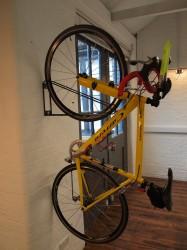 Vertical Bike Rack image