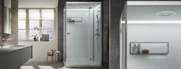Want to relax and recharge your batteries with a boost of vital energy? Nothing could be easier thanks to Teuco's brand new Reloaded shower enclosure. This shower enclosure features an innovative and strikingly simple design by angeletti-ruzza and it is availa...