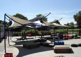 Shade Classic Bespoke Tensile Structures image