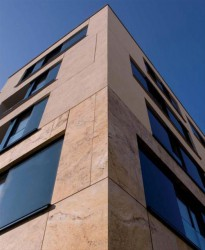 Alsecco Airtec Stone is a ventilated rainscreen system comprising stone panels laminated to a lightweight aerated clay concrete panel, designed for use as a decorative and protective façade over external walls of buildings. Airtec Stone is available in a wide...