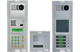 Sinthesi S2 is Urmet's new modular entry panel with a new design, improved-quality finishes and a fresh look featuring cleaner, though it still retains all its modular features. With Sinthesi S2, Urmet revamps the most well-known and appreciated entry panel ...
