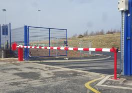 D1500 Manual Barrier by Ultimation Direct Ltd