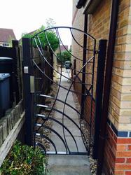 D6100 Pedestrian Gate - Ultimation Direct Ltd