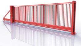 The D5800 heavy duty cantilevered automatic gates provide the optimum solution for vehicle entrance control at high security locations or facilities which experience a high level of vehicle movements. Gates are manufactured to suit customer's individual requ...