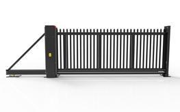D5600 Automatic Gate - Ultimation Direct Ltd