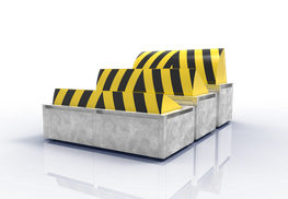 Our hydraulic automatic road blocker is designed for high security vehicle access control. They present the most effective way of preventing unauthorised vehicles from accessing secure sites, and protecting valuable assets within a facility. Available in a ran...