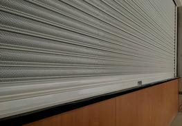GLV-11PE PERFORATED STEEL SHUTTER image